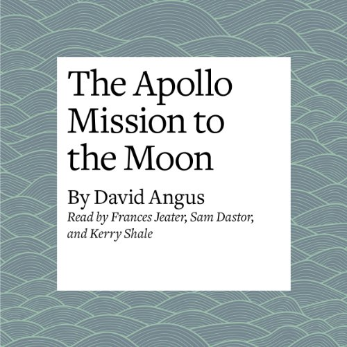 The Apollo Mission to the Moon  Audiolibri