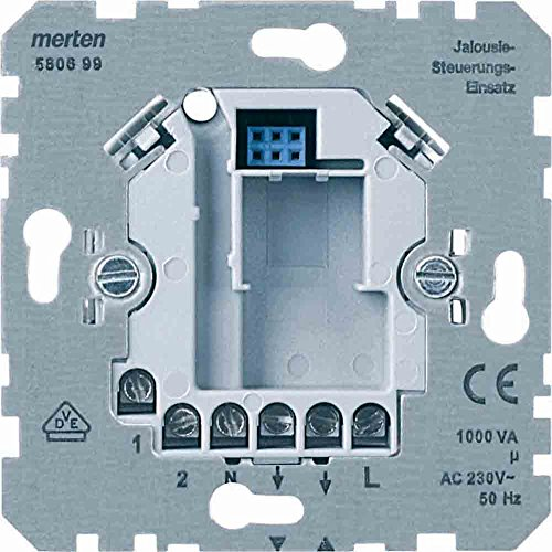 Merten 580699 – Light Mounts & Zubehör (Wall, Grey, Merten System M)