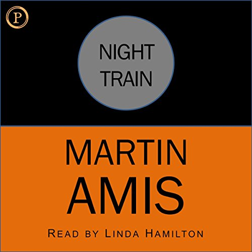 Night Train audiobook cover art