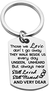 Sponsored Ad - Kaisinse Bereavement Gift Memorial Keychain Gift for Loss of Loved One Remembrance Sympathy Jewelry Gift An...
