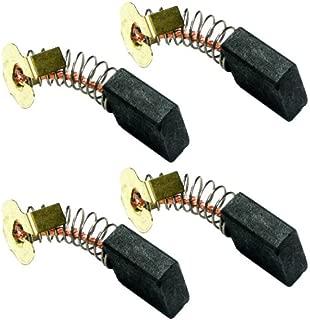 Ryobi TS1342 Ridgid R4121 Miter Saw 4 PK Carbon Brush # 089100207107-4pk