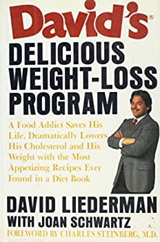David's Delicious Weight-Loss Program 0312042930 Book Cover