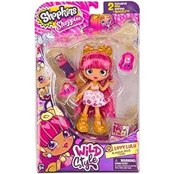 Shopkins Season 9 Wild Style Shoppies - Lippy | Shopkin.Toys - Image 1