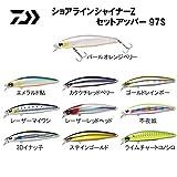 ダイワ(DAIWA) ショアラインシャイナーZ セットアッパー 97S レーザーマイワシ ルアー