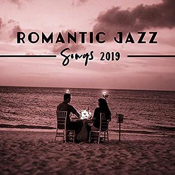 Romantic Jazz Songs 2019: Instrumental Jazz Rhythm for Two, Amazing Night with Smooth, Mellow Jazz Melodies, Instrumental Background for Romantic Candlelight Dinner, Restaurant Romantic Jazz Music