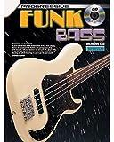 Aprende a tocar bajo guitarra - Funk Bass Electric Bass - Lecciones de tutores de música Enséñate a ti mismo Notas de la TAB Libro y CD - G8
