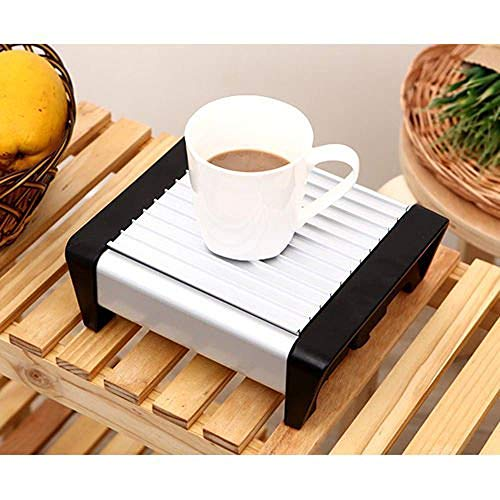 MOSHTU Food Warmer and Buffet Server Food Warmer Portable Keep Tea or Food Easily