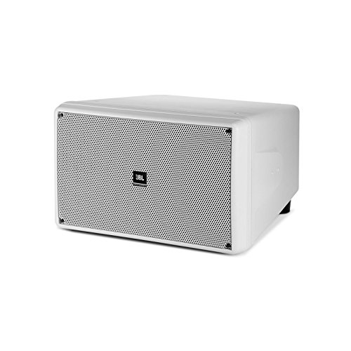 Fantastic Prices! JBL Professional Control SB221 Dual Compact Subwoofer, 10-Inch, White