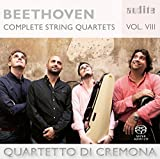 Beethoven: Complete String Quartets Vol. 8 - Quartetto di Cremona
