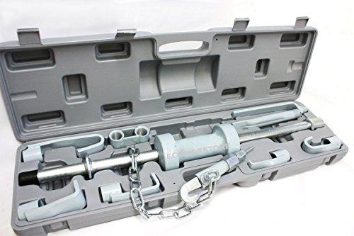 18pc HD Heat Treated Dent Puller w/13lbs Slide Hammer Auto Body Shop Repair Tool