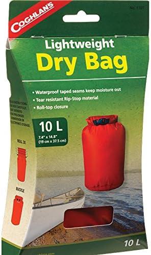 Coghlan's Max 74% OFF 1107 10L Dry Bag Lightweight Ranking TOP11