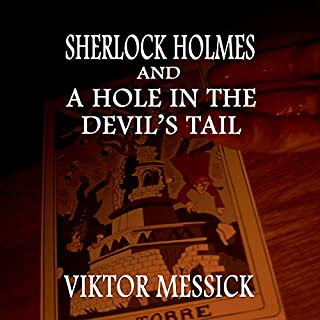 Sherlock Holmes and a Hole in the Devil's Tail cover art