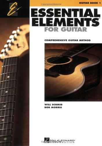 Essential Elements Guitar Book 1: C…