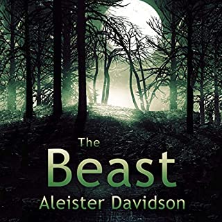 The Beast audiobook cover art