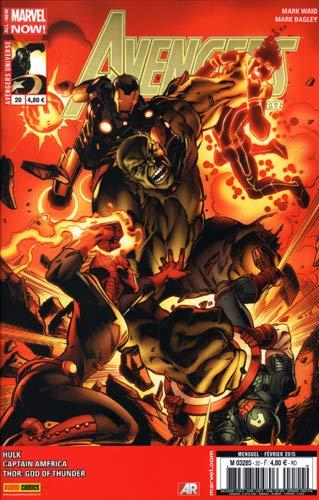Avengers universe 20