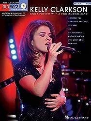 Pro Vocal For Women Singers Volume 15 Kelly Clarkson