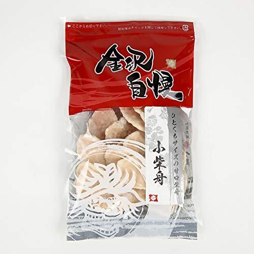ひと口サイズの柴舟 生姜せんべい 小柴舟 (15枚入)
