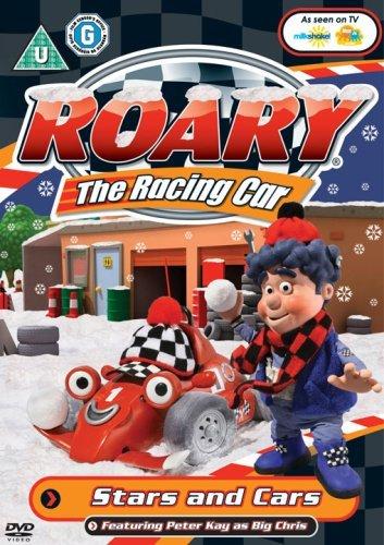 Roary the Racing Car - Stars and Cars [Reino Unido] [DVD]