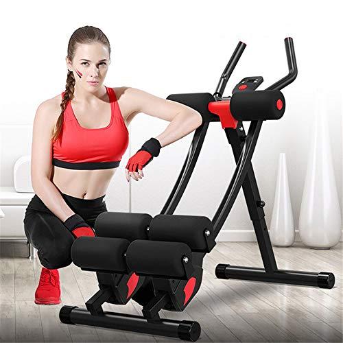 Schoonheid Taille-machine Supine plank, zit boven plank halter kruk, indoor-activiteiten buikplank, multifunctionele halter fitness kruk, zwart