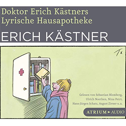 Doktor Erich Kästners lyrische Hausapotheke Titelbild