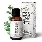 ESSENZE OLIO ESSENZIALE DI EUCALIPTO Puro al 100% Naturale, Profumo Ambiente Aromaterapia ...