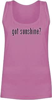The Town Butler got Sunshine? - A Soft & Comfortable Women's Tank Top