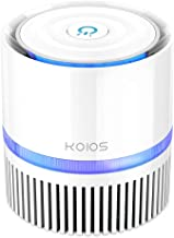 KOIOS Air Purifier, Indoor Air Cleaner with 3-in-1 True HEPA Filter for Home and Office,..