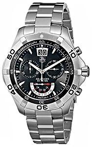 TAG Heuer Men's CAF101A.BA0821 Aquaracer Chronograph Grand-Date Quartz Watch image