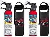 Counter Assault Bear Spray, 8.1 oz (Pack of 2)