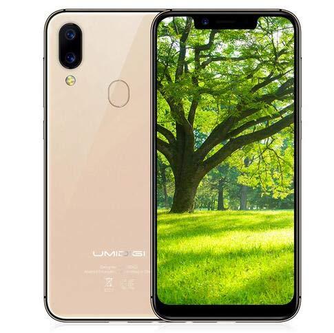 UMIDIGI A3 Pro 5.7 Inch MTK6739 Quad Core 1.5GHz 3GB RAM 32GB ROM Android 8.1 Dual SIM 4G Smartphone - Gold