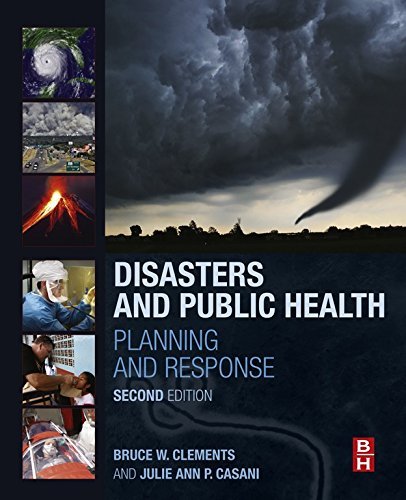 Image OfDisasters And Public Health: Planning And Response (English Edition)