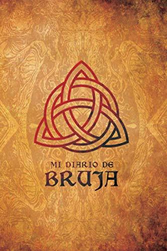 MI DIARIO DE BRUJA: Cuaderno bellamente ilustrado para escribir tus hechizos, conjuros y recetas mágicas   110 páginas llenas de pura magia   El Regalo Ideal Para Brujas Aprendices o Experimentadas.