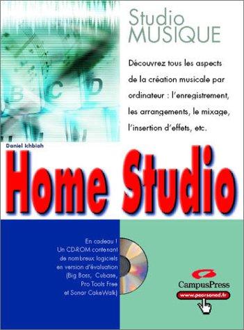 Home Studio (avec CD-Rom)