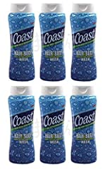 2-IN-1 DUALACTION:CoastClassicScentBodyWashis a2-in-1dual-actionhair and body wash. Itsinvigorating scentopens your eyes,while its thick, rich lather leaves you feelingfresh and clean. Dive into your day withCoast!Each bottle contains...