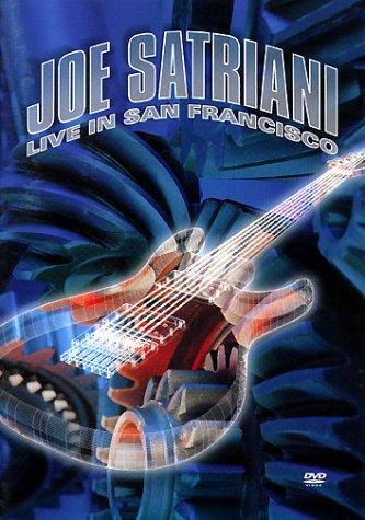 : Joe Satriani - Live In San Francisco (2 DVDs) (DVD (Standard Version))