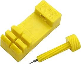 Gugavivid 2 Pcs Pinces /à D/énuder Portable Jaune en Plastique Coupe-C/âbles D/énudeur D/énudage et Sertissage Multifonction Automatique