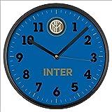 official product Inter Internazionale Milano 1908 Orologio da Parete con Fondo Blu Azzurro Diametro 30 cm