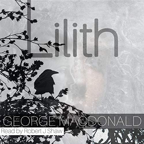 Lilith audiobook cover art