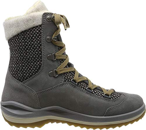 Lowa Damen CALCETA II GTX Ws Trekking- & Wanderstiefel, Grau (Grigio/Miele 9060), 41 EU