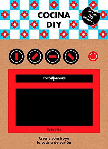 Cocina DIY Crea y construye tu cocina de cartón