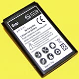 AceSoft 1650mAh Extended Slim Battery for Samsung Rugby 4 SM-B780A AT&T Cellphone