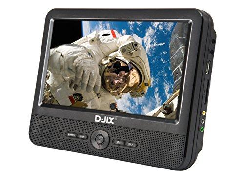 Lecteur DVD de voiture double écran
