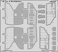 Eduard 1:48 F-4 B Airbrakes for Academy - PE Detail Set #48779