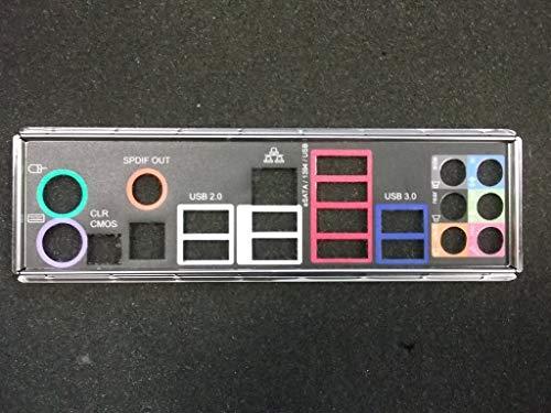 ASRock 990FX Extreme4 Blende - Slotblech - IO Shield #29411