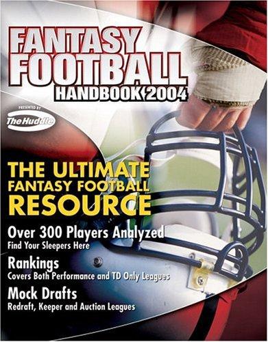 Fantasy Football Handbook 2004