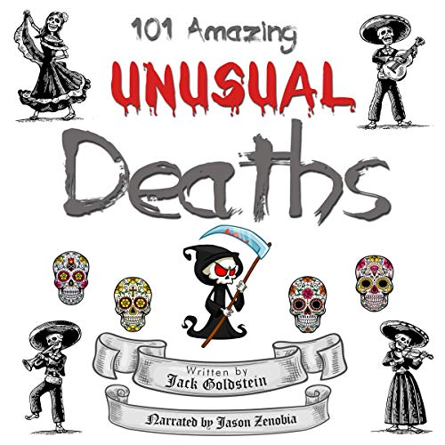 101 Amazing Unusual Deaths cover art
