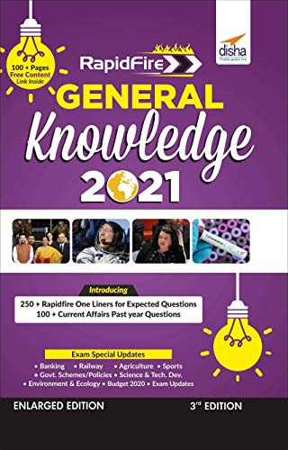 Rapid General Knowledge 2021