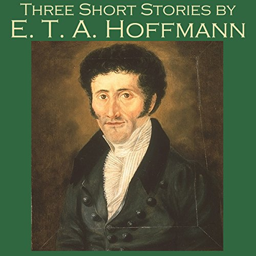 Three Short Stories  audiobook cover art