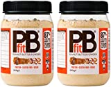 PBfit BetterBody Peanut Butter Powder, 225 g (Pack of 2)