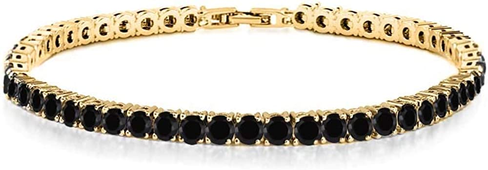 Womens 25% OFF Rhodium Plated Cubic Zirconia Bracelet for Special price a limited time Tennis Classic